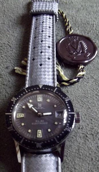 Ocean et quelles montres portent vos pouses ou for Combat portent 31 19