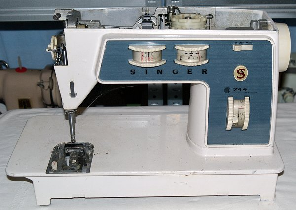 Singer 744 for Machine a coudre 784
