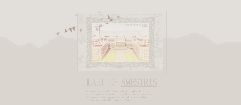 the heart of Amestris