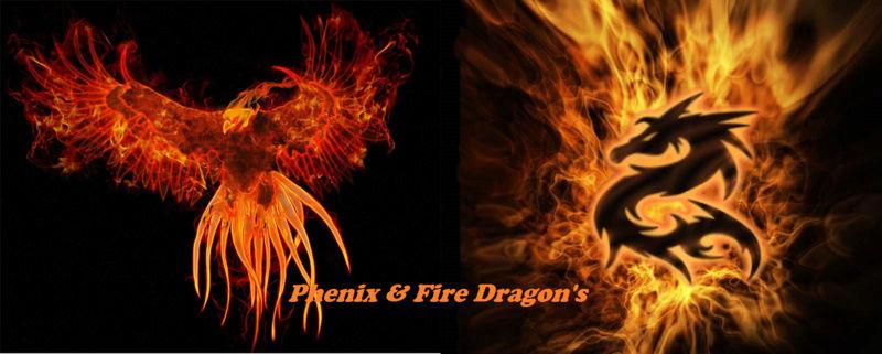 Phenix & Fire Dragon's
