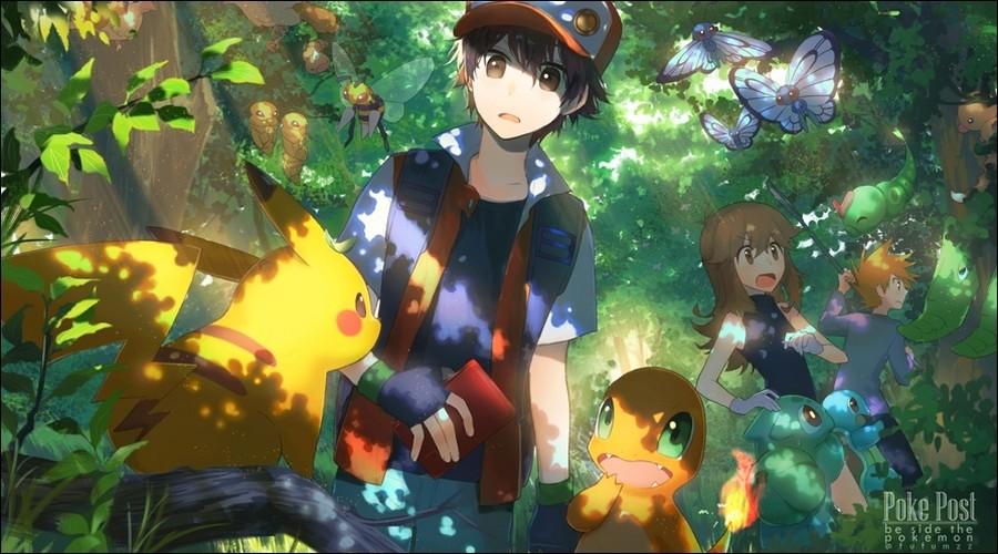 Pokémon d'Antan, retour aux origines