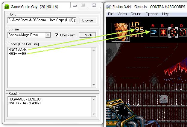 Dragon Warrior 3 Nes <b>Game Genie Codes</b> - staffits