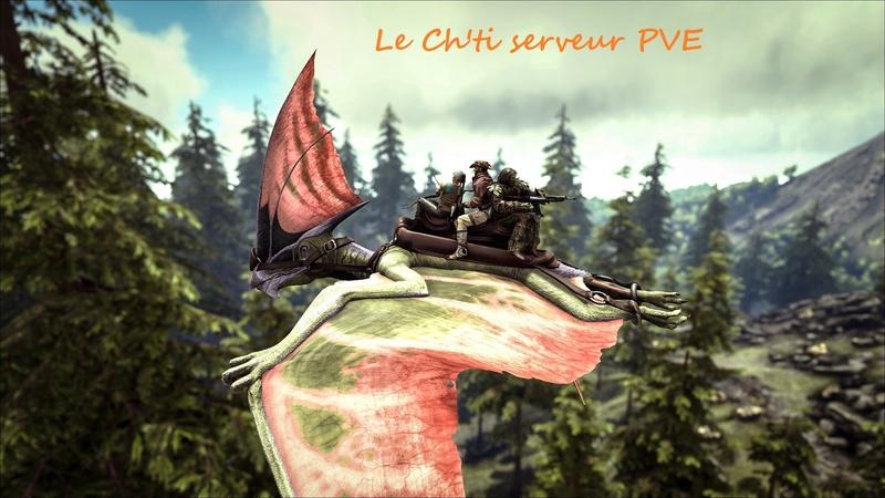 Le Ch'ti serveur PVE