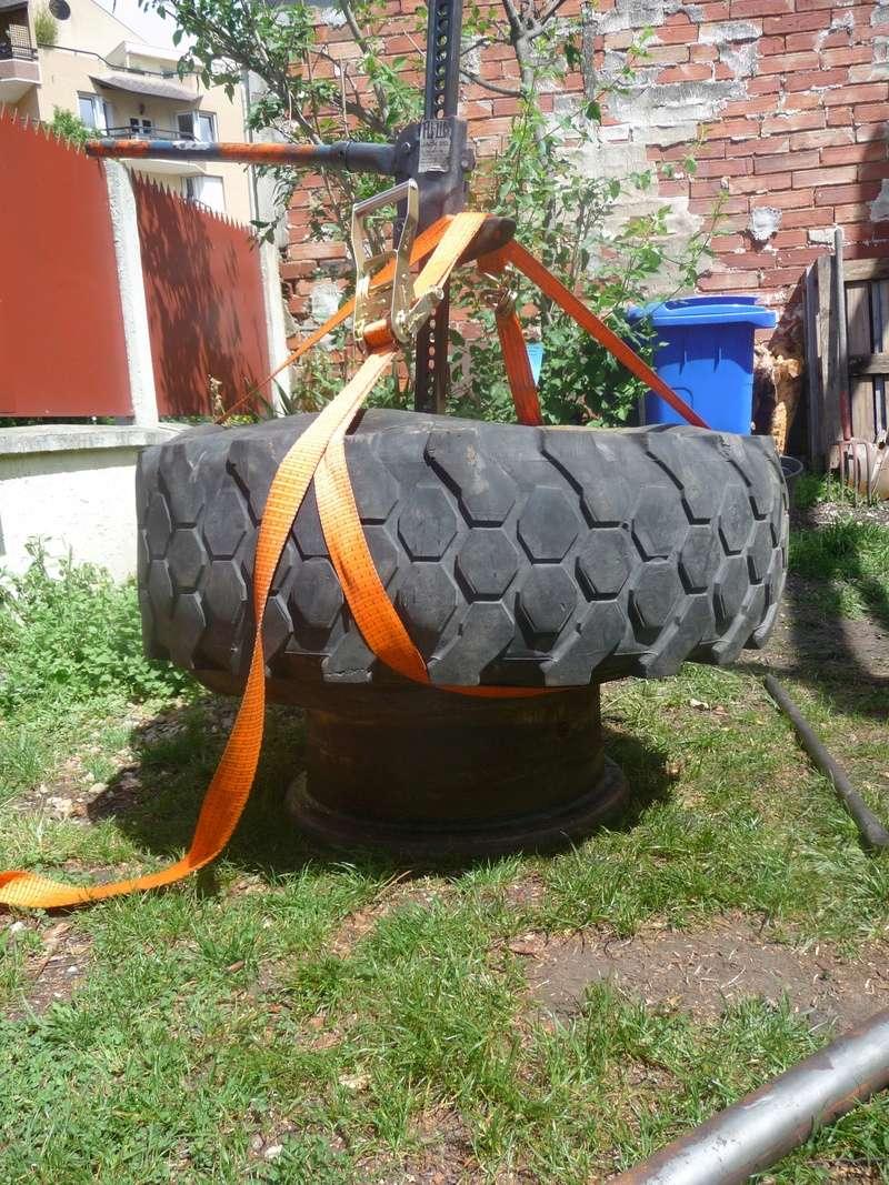 d montage d 39 un pneu sur jante cerclage ou jante cercle. Black Bedroom Furniture Sets. Home Design Ideas