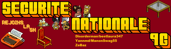 Sécurité National D'habbo
