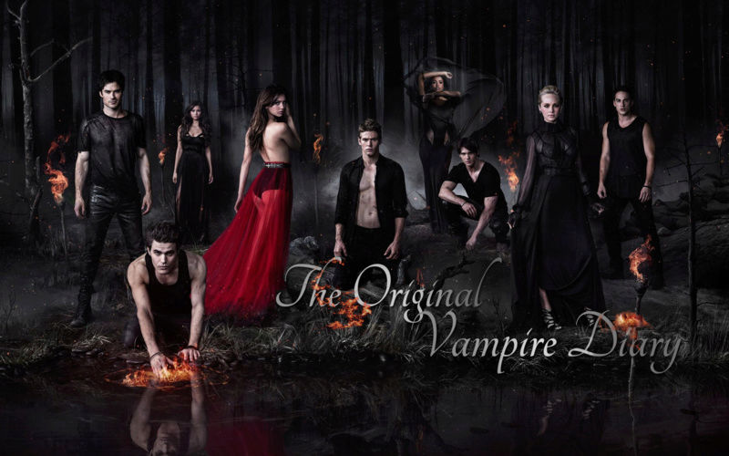 The Original Vampire Diary
