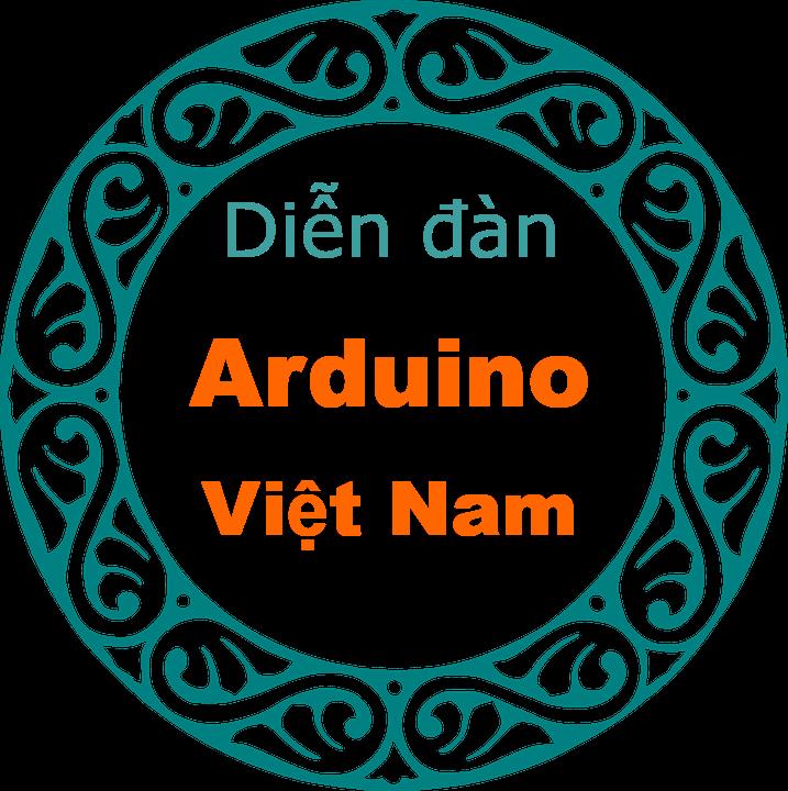 Diễn đàn Arduino Việt Nam | Tôi yêu Việt Nam