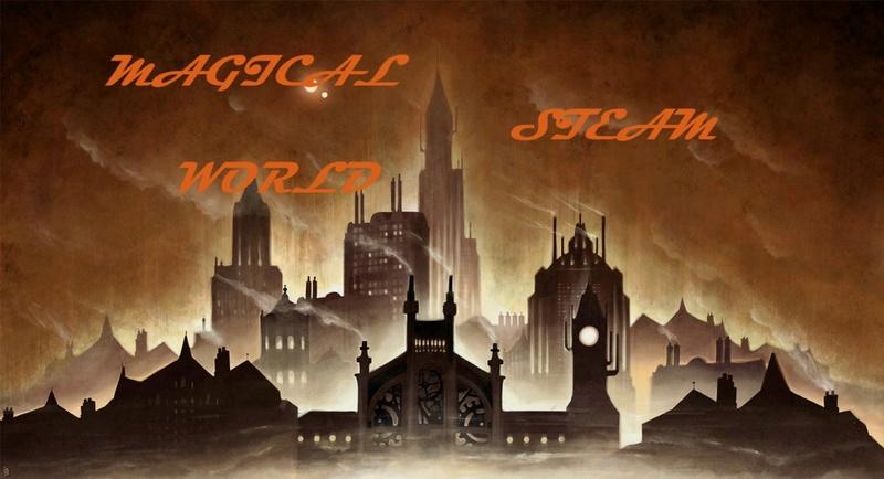 Magical Steam World