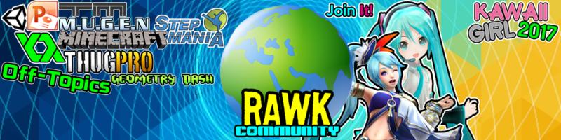 Rawk Community