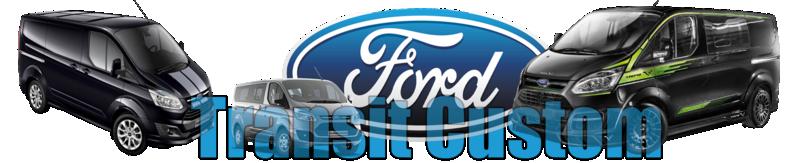 ford transit custom foro furgoneta