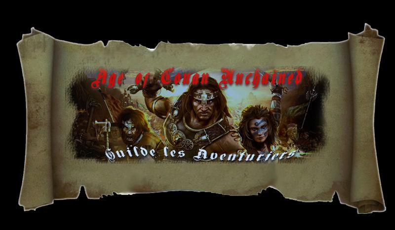 Forum de la guilde les aventuriers