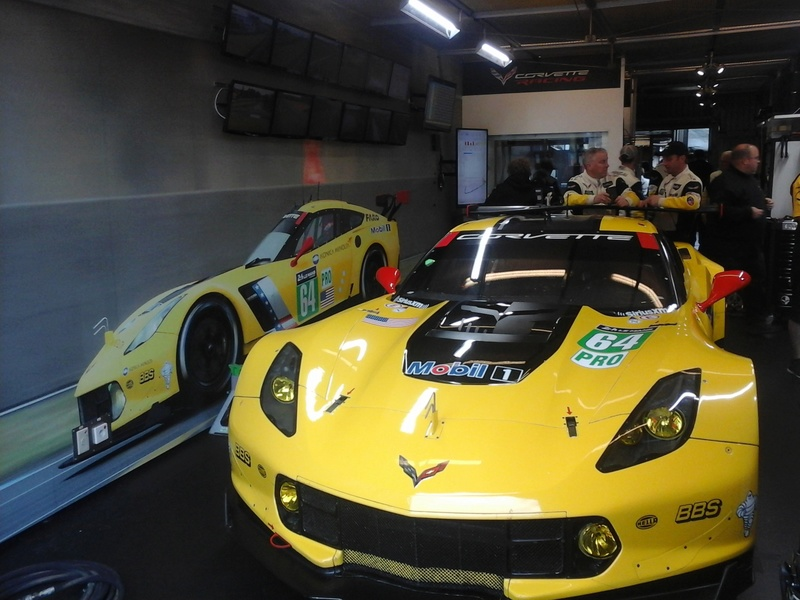 corvette au 24h du mans 2017. Black Bedroom Furniture Sets. Home Design Ideas