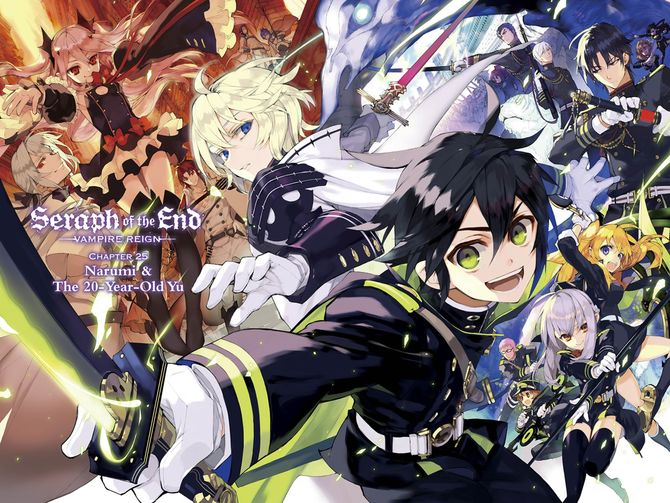 Seraph of the End forum