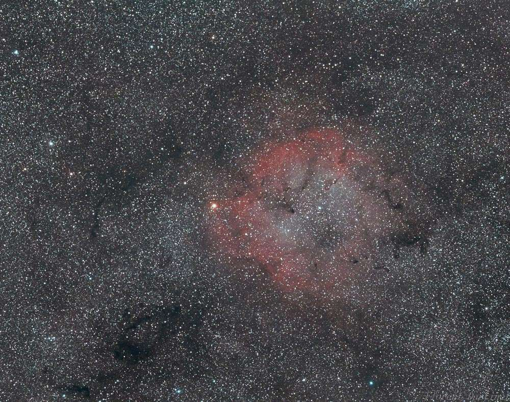 Une astrophotographie