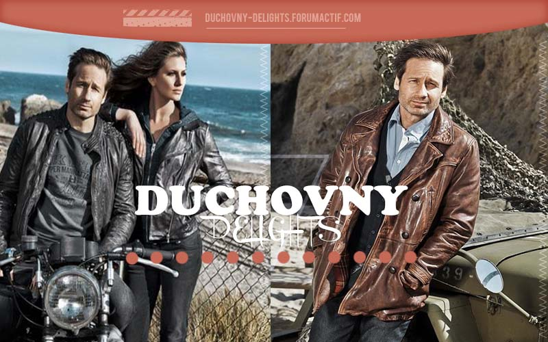davidduchovny&DuchovnyDelightsdaily