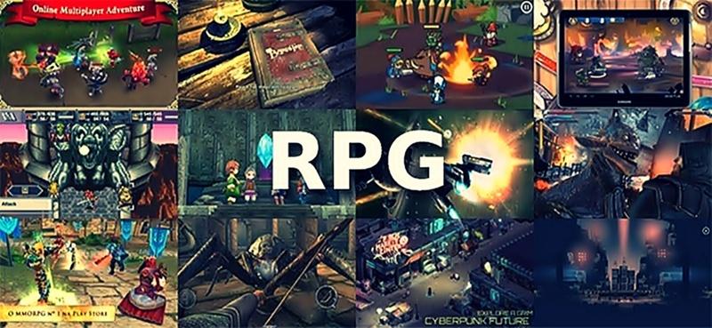 RPG EM GERAL