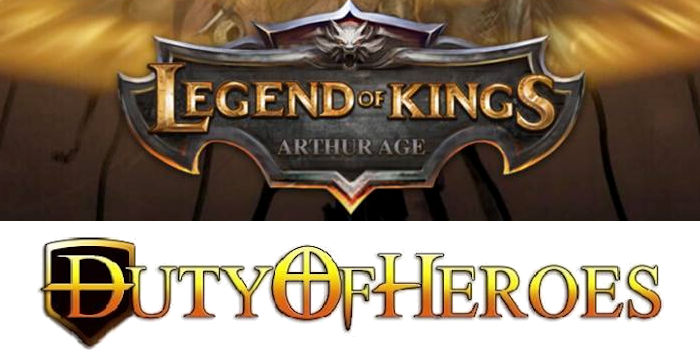 Duty of heroes / Legend of kings