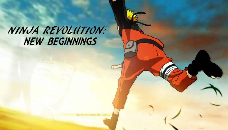 Ninja Revolution: New Beginnings