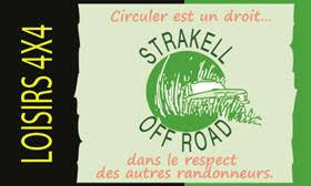 FORUM DU CLUB 4X4 STRAKELL OFF ROAD