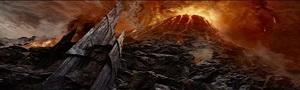 Montagne de Feu