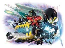 Pokémon le combat des U.C