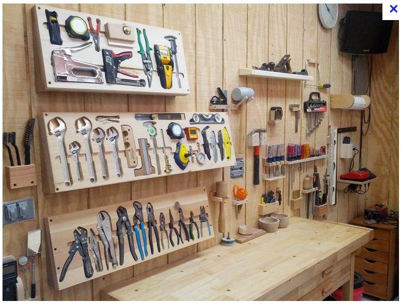 rangement cl s plates et pipes dans l 39 atelier. Black Bedroom Furniture Sets. Home Design Ideas