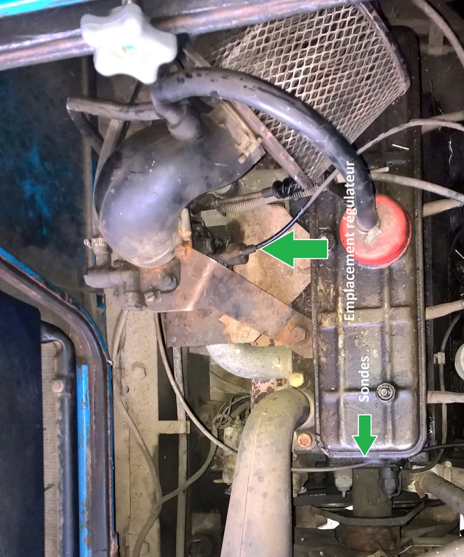 R glage r gulateur carburateur moteur 817 - Reglage carburateur 2 temps ...