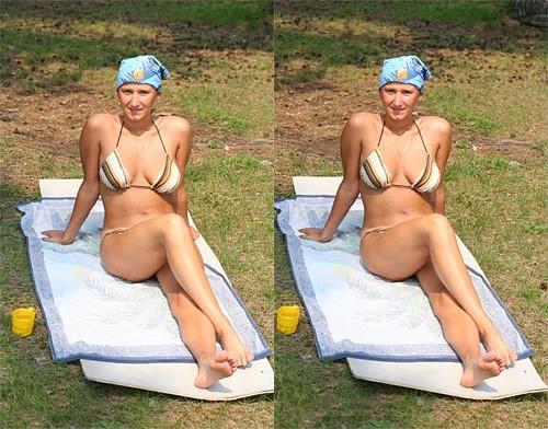 3 голых фото