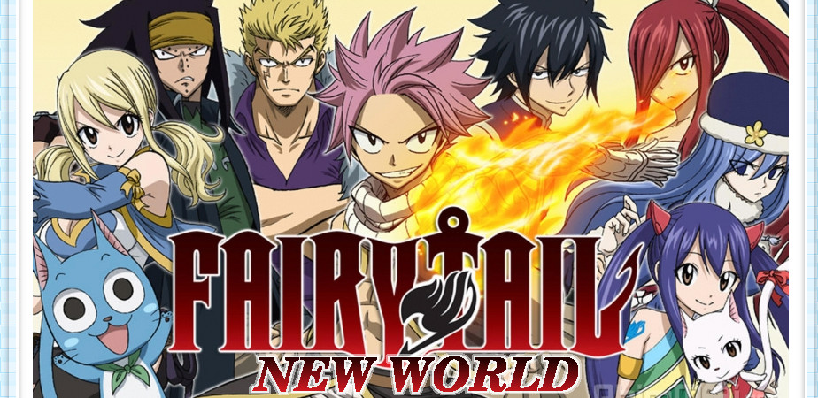 Fairy Tail New World RPG