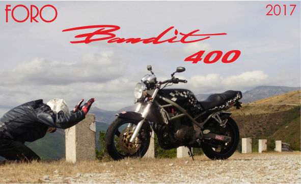 Suzuki Bandit 400