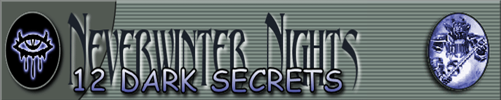 12 Dark Secrets Forum