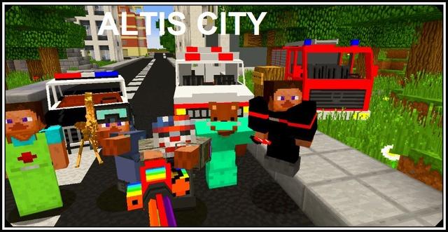 Altis City RP