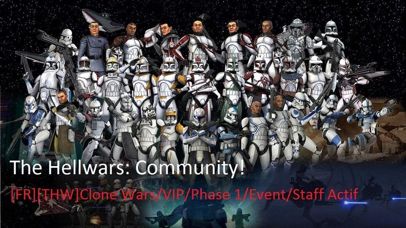 The HellWars Community!