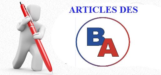 Les Articles B-A
