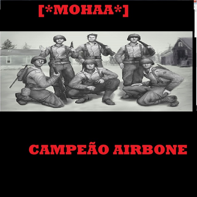 [*MOHAA*] Campeão  Airbone