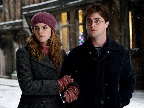 FanFiction Harry & Hermione