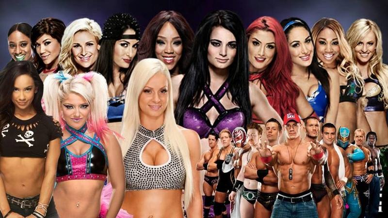 WWE Divas & Superstars