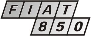 Fiat 850 et dérivés
