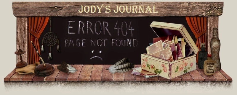 Jody's Journal