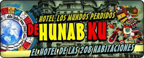 El hotel de Hunab Ku