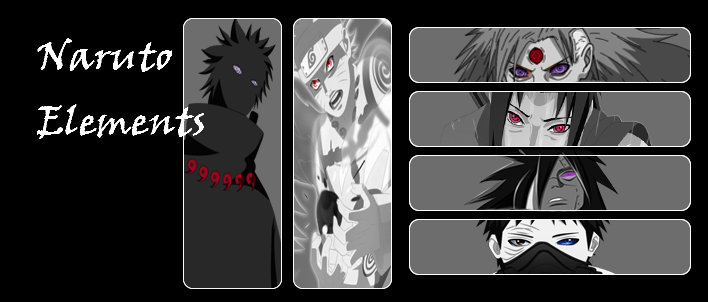 Naruto Elements