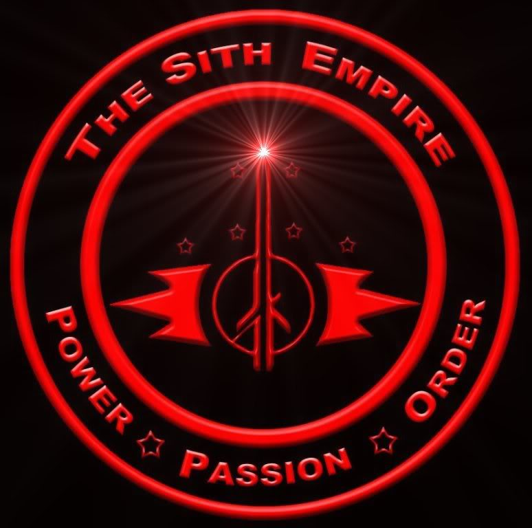 THE SITH EMPIRE