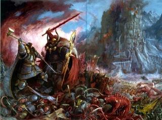 Warhammer V2 : Dans l'oeil de la tempête