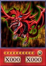 Slifer, the Sky Dragon Rank