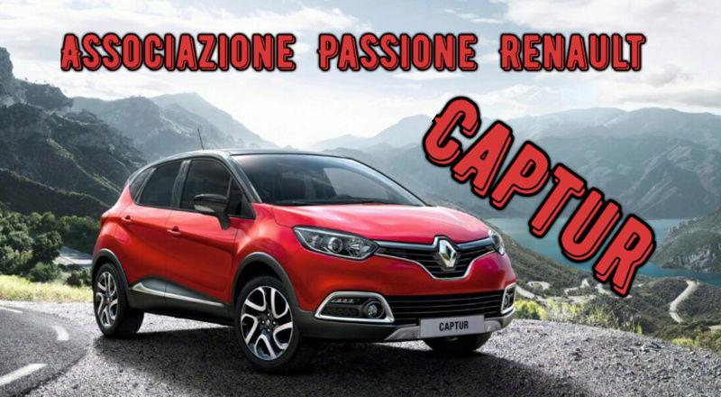 Associazione  Passione  Renault  Captur
