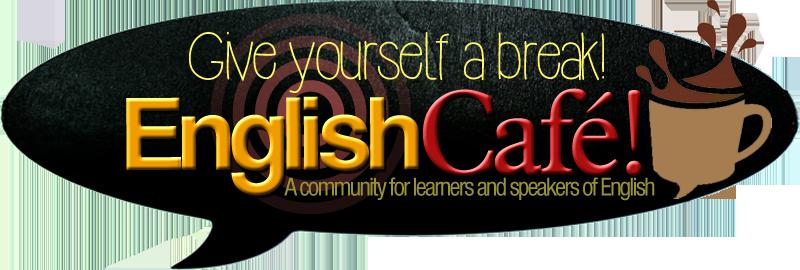 English Café!