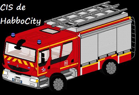 Caserne des Sapeurs Pompiers d'HabboCity
