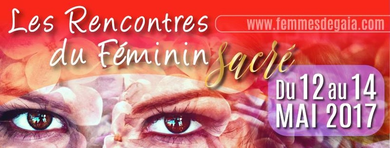 Covoiturage Rencontres du Féminin Sacré