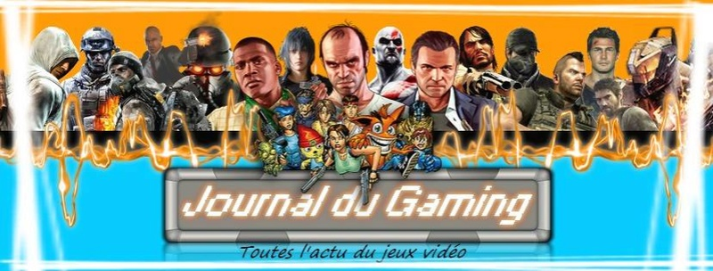 Journal du Gaming
