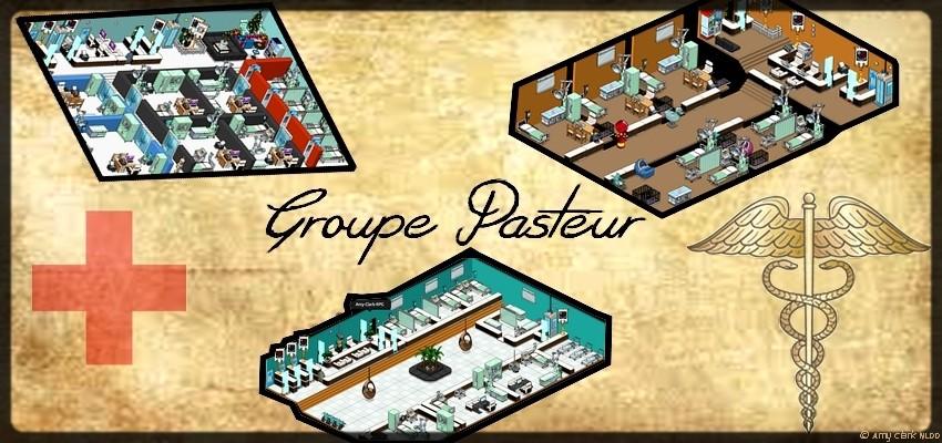 Hôpital Pasteur HabboBêta RPG